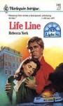 Life Line (Harlequin Intrigue, #143) - Rebecca York