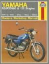 Haynes Yamaha RS/RXS100 & 125 Singles: 1974 to 1995 - 97cc - 98cc - 123cc - Pete Shoemark