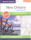 New Orleans Street Guide: Including Portions Of St. Tammany, St. Charles, And Orleans Parishes - Rand McNally