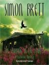 The Stabbing in the Stables (Fethering Series #7) - Simon Brett, Ralph Cosham