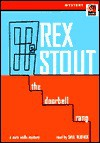 The Doorbell Rang (Nero Wolfe Mysteries) - Rex Stout, Saul Rubinek