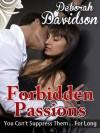 Forbidden Passions - Deborah Davidson