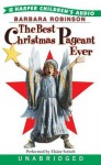 The Best Christmas Pageant Ever (Audio) - Barbara Robinson, Elaine Stritch
