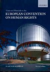 Cases and Materials on the European Convention on Human Rights - Alastair Mowbray, David Harris