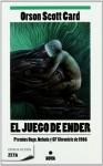 El juego de Ender - Orson Scott Card, José María Rodelgo, Antonio Sanchez