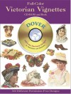Full-Color Victorian Vignettes CD-ROM and Book - Dover Publications Inc.