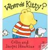 Where's Kitty? (the lift the flap book) - Colin Hawkins, Jacquai Hawkins