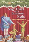 Stage Fright on a Summer Night - Mary Pope Osborne