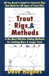 Trout Rigs & Methods: All You Need to Know to Construct Rigs That Work for All Types of Trout Flies & the Most Effective Fishing Methods for Catching More & Larger Trout - Dave Hughes