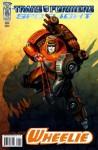 Transformers Spotlight - Wheelie #1 (IDW Publishing) - Simon Furman, Klaus Scherwinski