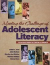 Meeting the Challenge of Adolescent Literacy: Practical Ideas for Literacy Leaders - Judith L. Irvin, Nancy Dean, Julie Meltzer, Martha Jan Mickler, Melvina Phillips