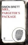 Mrs. Pargeter's Package (Mrs. Pargeter, #3) - Simon Brett
