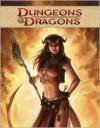 Dungeons & Dragons, Volume 3: Down - John Rogers, Andrea DiVito, Nacho Arranz, Andrés Ponce, Vicente Alcazar