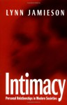 Intimacy: The Social Dynamics of Food Security - Lynn Jamieson