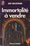 Immortalité à vendre - Joe Haldeman