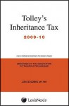Tolley's Inheritance Tax 2009-10 - Jon Golding