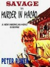 Murder in Macao [Savage #1] - Peter Ruber