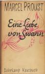Eine Liebe Swanns (SZ-Bibliothek, #39) - Marcel Proust