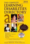 The Complete Learning Disabilities Directory - Laura Mars-Proietti, Richard Gottlieb
