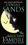 The Reluctant Vampire (Argeneau, #15) - Lynsay Sands
