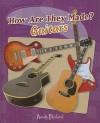 Guitars - Wendy Blaxland