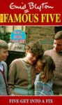 Five Get into a Fix (Famous Five TV Tie-Ins) - Enid Blyton