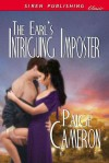 The Earl's Intriguing Imposter - Paige Cameron