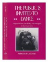 The Public Is Invited to Dance: Representation, the Body, and Dialogue in Gertrude Stein - Harriet Scott Chessman