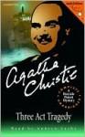 Three Act Tragedy (Audio) - Andrew Sachs, Agatha Christie