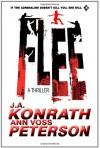 Flee (Codename: Chandler #1) - J.A. Konrath, Ann Voss Peterson