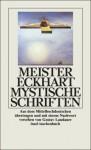 Mystische Schriften. - Meister Eckhart, Gustav Landauer