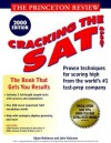 Princeton Reviw: Cracking The Sat & Psat, 2000 Edition (Cracking The Sat) - Adam Robinson, John Katzman