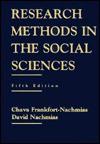 Research Methods in the Social Sciences - Chava Nachmias, David Nachmias
