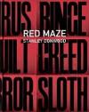 Red Maze - Stanley Donwood