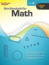 Core Standards for Math Grade K - Steck-Vaughn Company