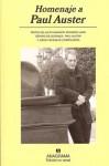 Homenaje a Paul Auster - Jorge Herralde