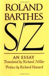 S/Z - Richard Miller, Roland Barthes, Richard Howard