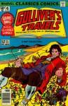 Marvel Classics Comics 06 - Gulliver's Travels - Jonathan Swift, John Norwood Fago, E. R. Cruz