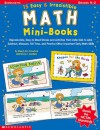15 Easy & Irresistible Math Mini Books: Reproducible, Easy-To-Read Stories and Activities That Invite Kids to Add, Subtract, Measure, Tell Time, and Practice Other Important Early Math Skills; Grades K-2 - Sheryl Ann Crawford, Nancy I. Sanders