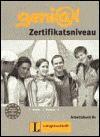 geni@l - Deutsch als Fremdsprache für Jugendliche Bd B1: genial. B1. Zertifikatsniveau. Arbeitsbuch. Deutsch als Fremdsprache für Jugendliche. (Lernmaterialien) - Hermann Funk, Susy Keller, Ute Koithan