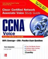 CCNA Cisco Certified Network Associate Voice Study Guide: (Exams 640-460 & 642-436) [With CDROM] - Tom Carpenter