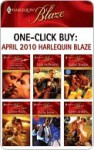 One-Click Buy: April 2010 Harlequin Blaze - Julie Kenner, Kathleen O'Reilly, Kate Hoffmann, Isabel Sharpe, Joanne Rock, Kathy Lyons