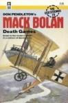 Death Games - Tom Arnett, Don Pendleton