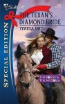 Mills & Boon : The Texan's Diamond Bride (The Foleys and the McCords) - Teresa Hill