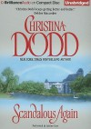 Scandalous Again (Switching Places) - Justine Eyre, Christina Dodd