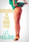 Banging In The New Year (Holiday Hook-Up) - JT Holland