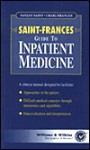 Saint-Frances Guide to Inpatient Medicine - Sanjay Saint, Craig Frances