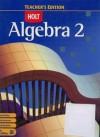 Algebra 2: Teacher's Edition - Edward B. Burger