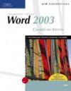 New Perspectives on Microsoft Office Word 2003, Brief, Coursecard Edition - Ann Schaffer, Ann Shaffer, Beverly B. Zimmerman, Ann Schaffer