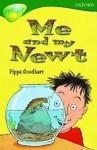 Me And My Newt - Pippa Goodhart